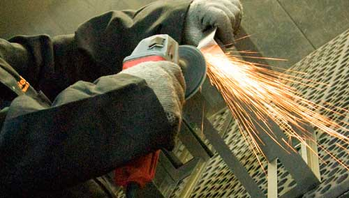 metal fabrication in Toronto